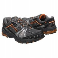 Trek Shoes (Grey/Black/Orange) - Men's Shoes - 8.0