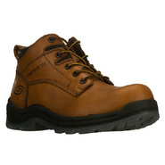Sierra-Rigor Shoes (Dark Brown Leather) - Men's Sh