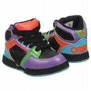 Crooklyn Shoes (Black/Multi) - Kids' Shoes - 9.0 M
