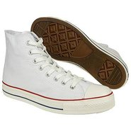 Chuck Taylor All Star Hi Shoes (Optic White) - Men
