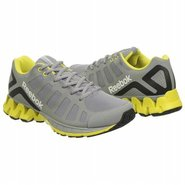 Zig Kick Shoes (Grey/Green) - Men's Shoes - 11.0 D