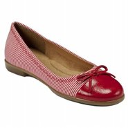 Bectify Shoes (Red Stripe) - Women's Shoes - 5.5 M