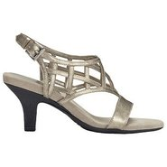Faxation Shoes (Silver) - Women&#39;s Shoes - 7.5 M