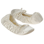 Molly Tod/Preschool Shoes (Slipper Ivory) - Kids'