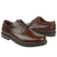 Eddy Shoes (Brown Smooth Leather) - Men's Shoes -