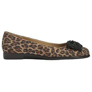 Imbeccable Shoes (Leopard Tan) - Women&#39;s Shoes - 6