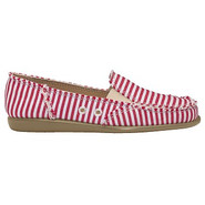 So Soft Shoes (Red Stripe) - Women&#39;s Shoes - 5.5 M