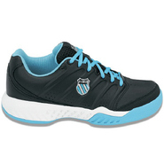 Ultrascendor II Shoes (Blk/Fiji Blue/White) - Wome