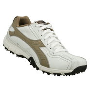 Urban Flex-Vapor Trail Shoes (White/Taupe) - Men's