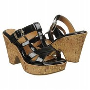 Felice Sandals (Black Patent) - Women's Sandals -