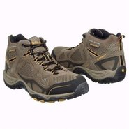 Total Terrain Mid WP Boots (Smokey Brown/Sunflow) 