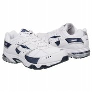 A115MWDS.X Shoes (White/Blue/Chrome) - Men's Shoes