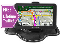 dezl 560LT Bluetooth Trucking Navigation System wi