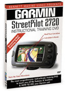 Garmin StreetPilot 2720 Instructional DVD by Benne