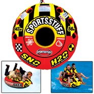 SportsStuff Super Crossover 2 Person Snow/Water Tu