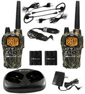 Midland GXT1050VP4 50-Channel GMRS/FRS Radio - Cam