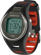 4o Accelerator Mens Raven Fitness Watch