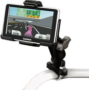 Handlebar Rail Mount for Garmin nuvi 2400 Series (