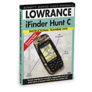 Lowrance iFinder Hunt C Instructional DVD by Benne