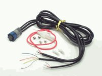 PC-26BL Power Cable with NMEA Wiring for Marine Sy