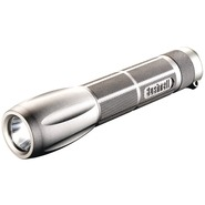 3-Watt Luxeon LED Waterproof Flashlight (Gun Metal