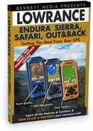 Bennett Training DVD for Lowrance Endura/Sierra/Sa