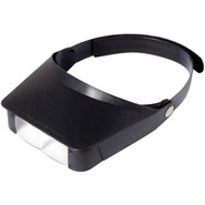 MagniVisor 2?3 x Dual Power Head Mounted Magnifier