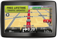 VIA 1535T Large-Screen Bluetooth GPS System w/ Lif