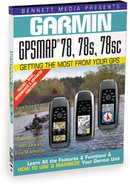 Bennett Training DVD for Garmin GPSMAP 78/78s/78sc