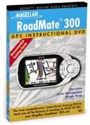 Magellan RoadMate 300 Instructional DVD by Bennett