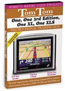 TomTom ONE (All Models) Instructional DVD by Benne