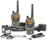 Midland GXT795VP4 42 Channel GMRS Radios Camo w/ W
