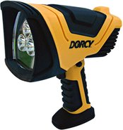 Dorcy Rechargeable Spotlight w/ 500 Lumen LED
