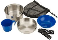 1 Person Stainless Steel Mess Kit