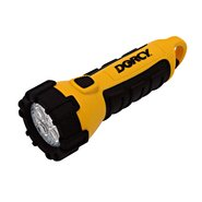 Dorcy Incredible LED Floating Flashlight 3AA 4LED