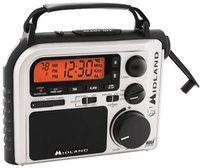 Midland ER102 NOAA All Hazards/Weather Alert Radio