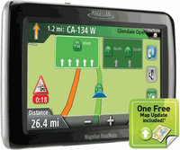 RoadMate 3055-MU Bluetooth GPS Bundle with North A