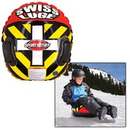 SportsStuff Swiss Luge Snow Tube