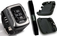 Switch Up Crossover GPS Watch w/ Multisport Mount