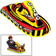 SportsStuff Gizmo Snowmobile 1 Person Snow Tube