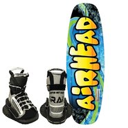 AIRHEAD Splash Wakeboard w/ Grab Youth Bindings