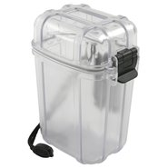 8000 Series Clear Waterproof Case