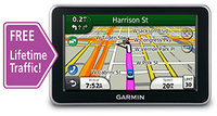 nuvi 2460LT Big-Screen Bluetooth GPS Navigation Sy
