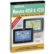 Magellan Maestro 4250/4050 Instructional DVD by Be