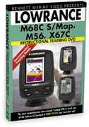Lowance M68C Instructional DVD by Bennett Marine