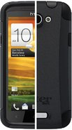 Commuter Series for HTC One X - Black/Black
