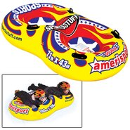 SportsStuff Double Amerisport 2 Person Snow Tube