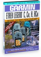 Bennett Training DVD for Garmin eTrex Legend C/Cx/