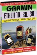 Bennett Training DVD for Garmin eTrex 10, 20, & 30