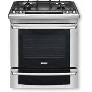 EW30GS65GS 30-in Gas Built-In Range w/ Wave Touch 